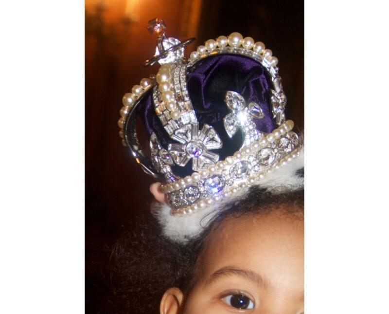 La cantante demostró quién es la reina de su corazón con esta fotografía.