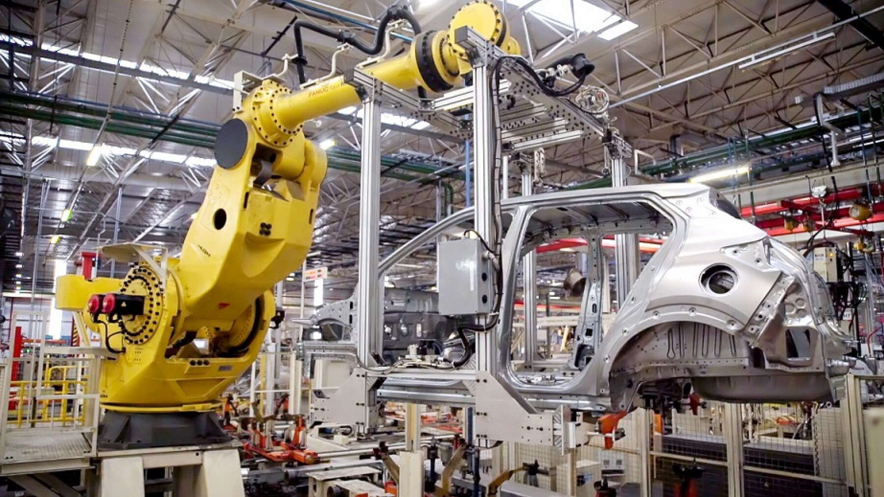 Nissan planta Brasil