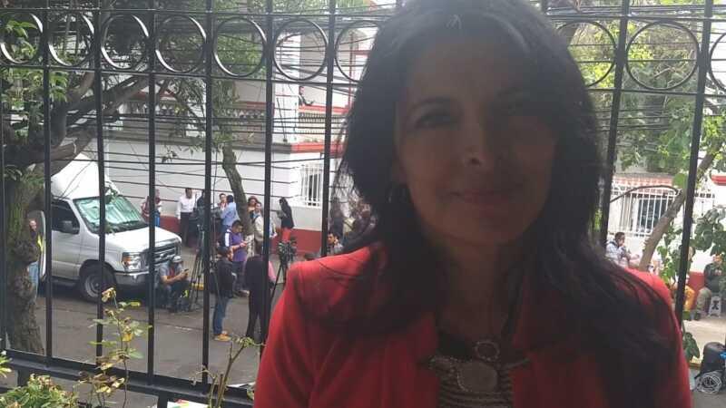 Silvia Novoa, directora de World Vision México.