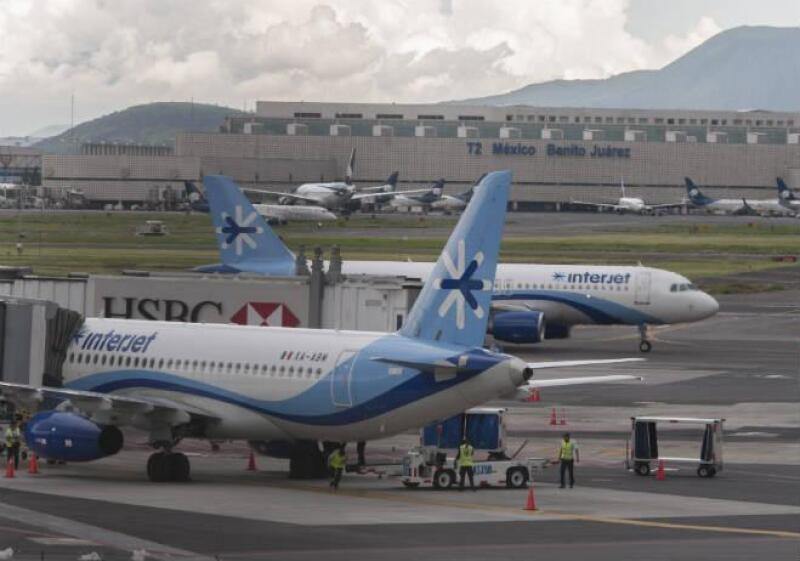 Aeropuerto de la Ciudad de M�xico