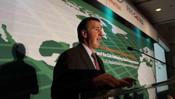 El secretario de Hacienda dijo que buscará incluir en la agenda del G20 discusiones sobre el impacto de los flujos de capital. (Foto: Notimex)
