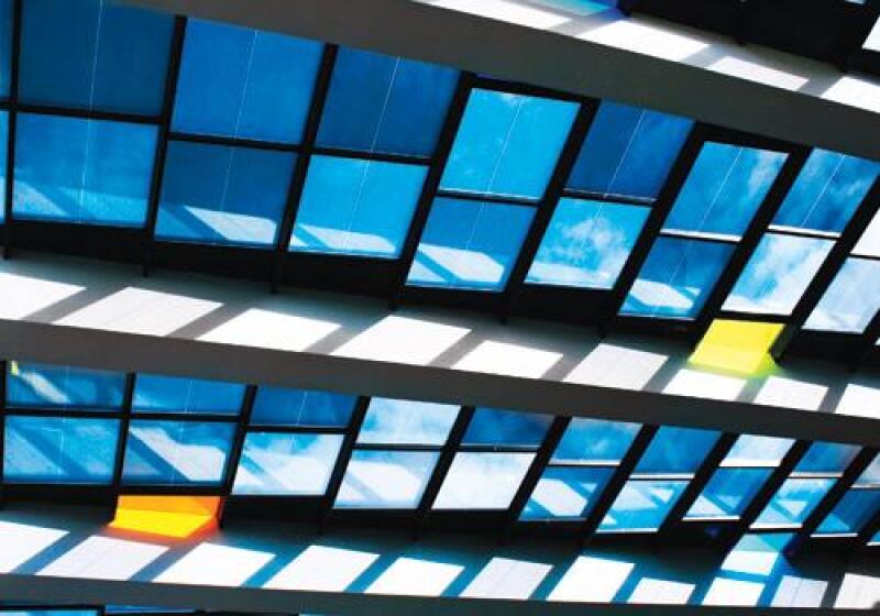 Vidrio solar