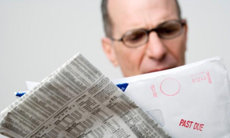 El experto tiene una sola recomendación para los morosos: paguen, es la ley. (Foto: Thinkstock)