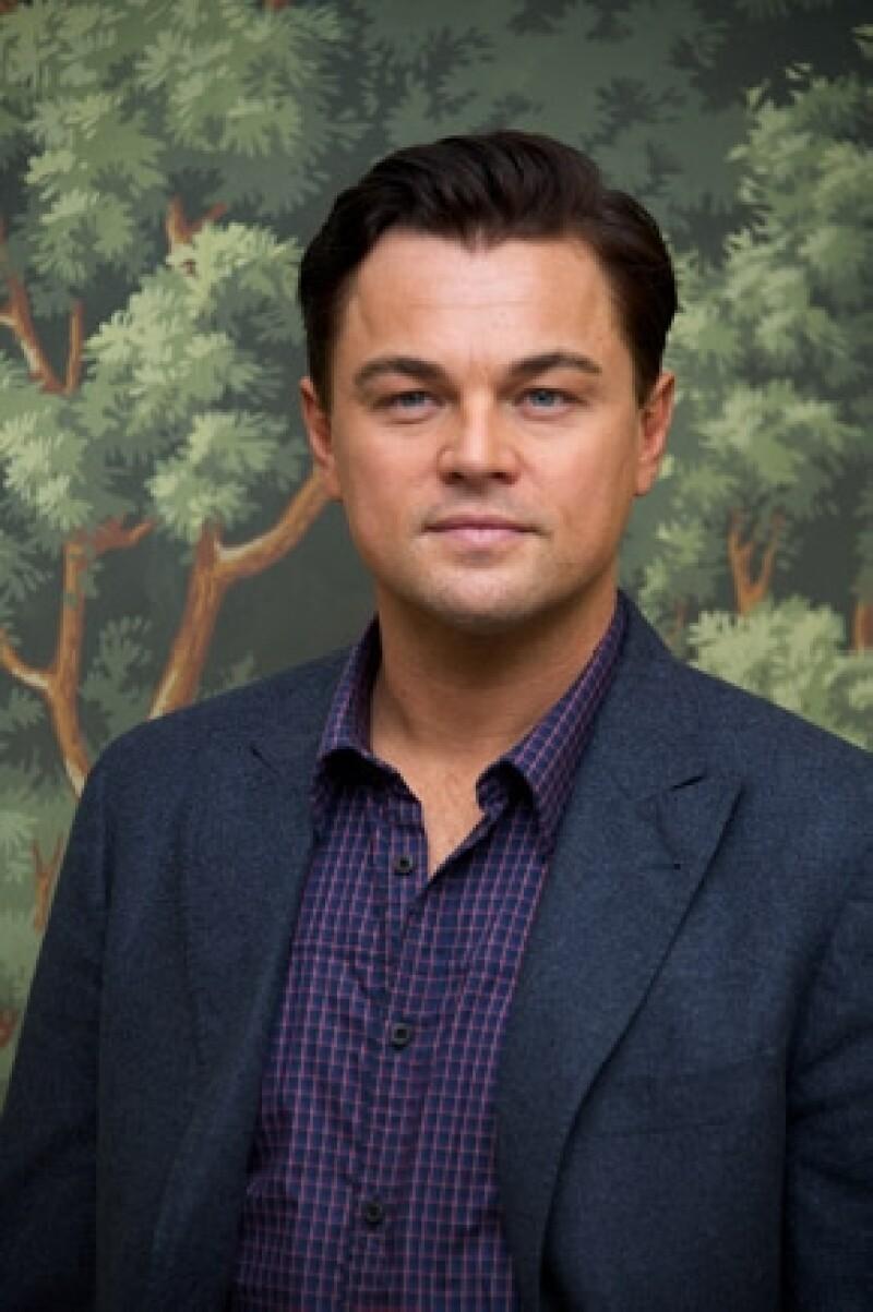 Se revela que Leonardo Dicaprio toma hidroterapias de colon.