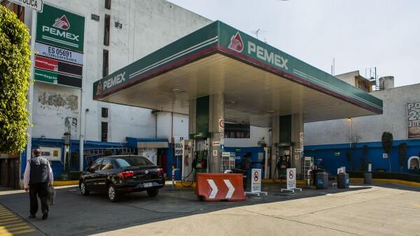 Desabasto Gasolina CDMX