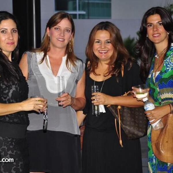 Adriana de Rubio,Ana Luz Arambula,Cristi Rosell,Diana Malacara