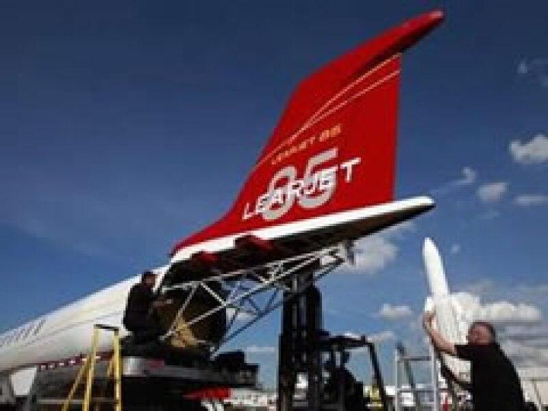 Bombardier redujo sus previsiones de ventas a 10 y a 20 años. (Foto: Reuters)