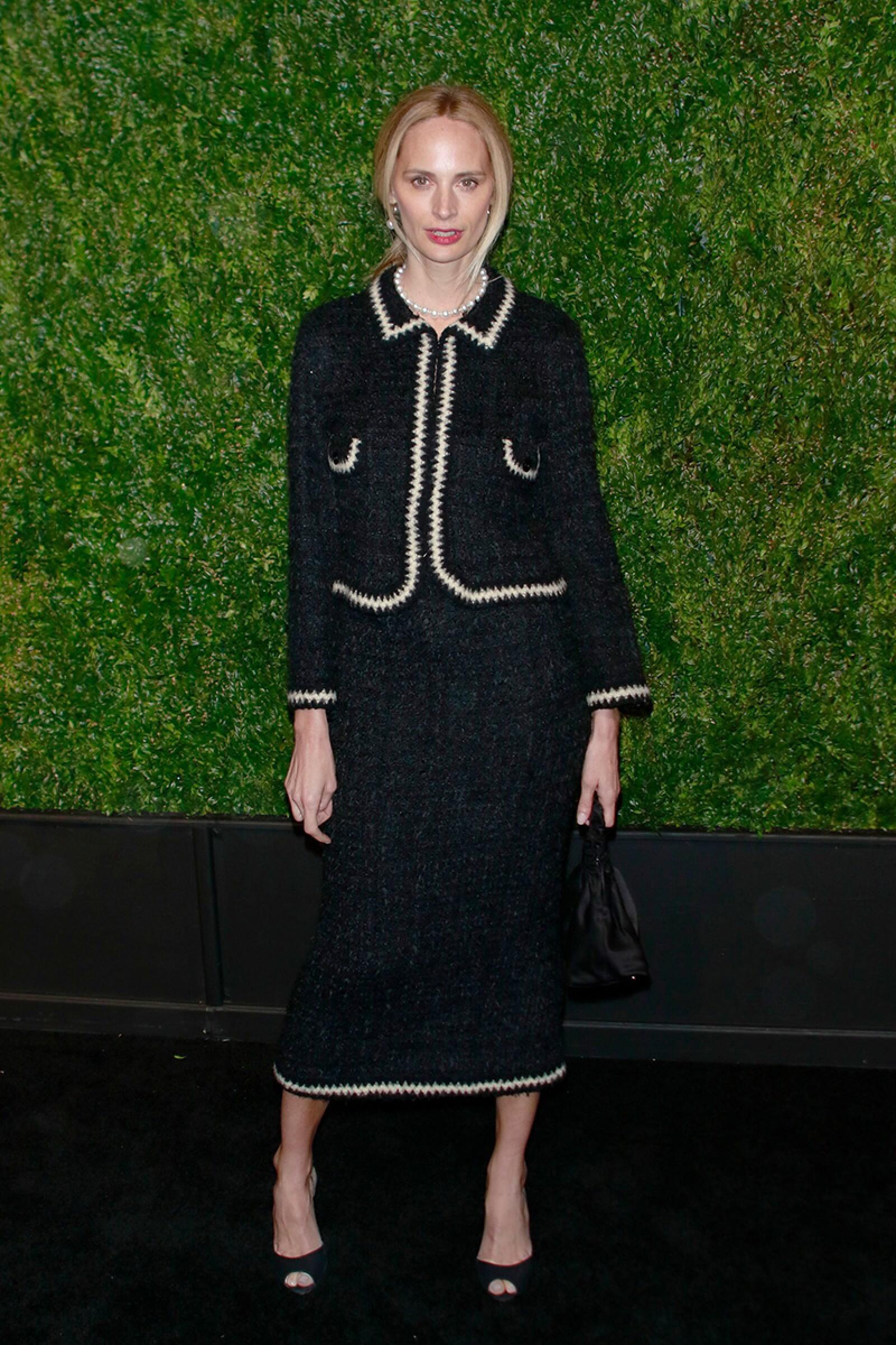 14th Annual Tribeca Film Festival Artists Dinner hosted by Chanel, Arrivals, Balthazar restaurant, New York, USA - 29 Apr 2019