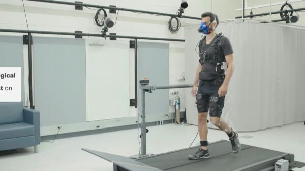 Estos shorts robóticos están diseñados para ahorrar energía al correr