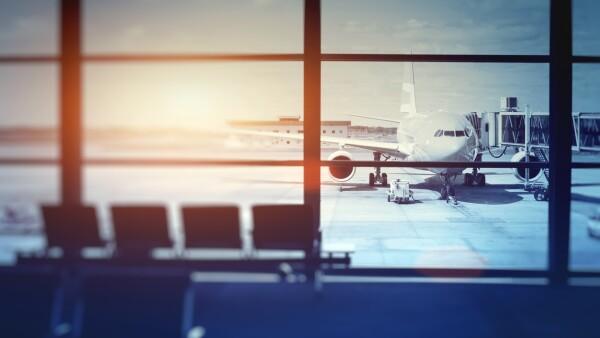 Aeropuerto - terminal - infraestructura