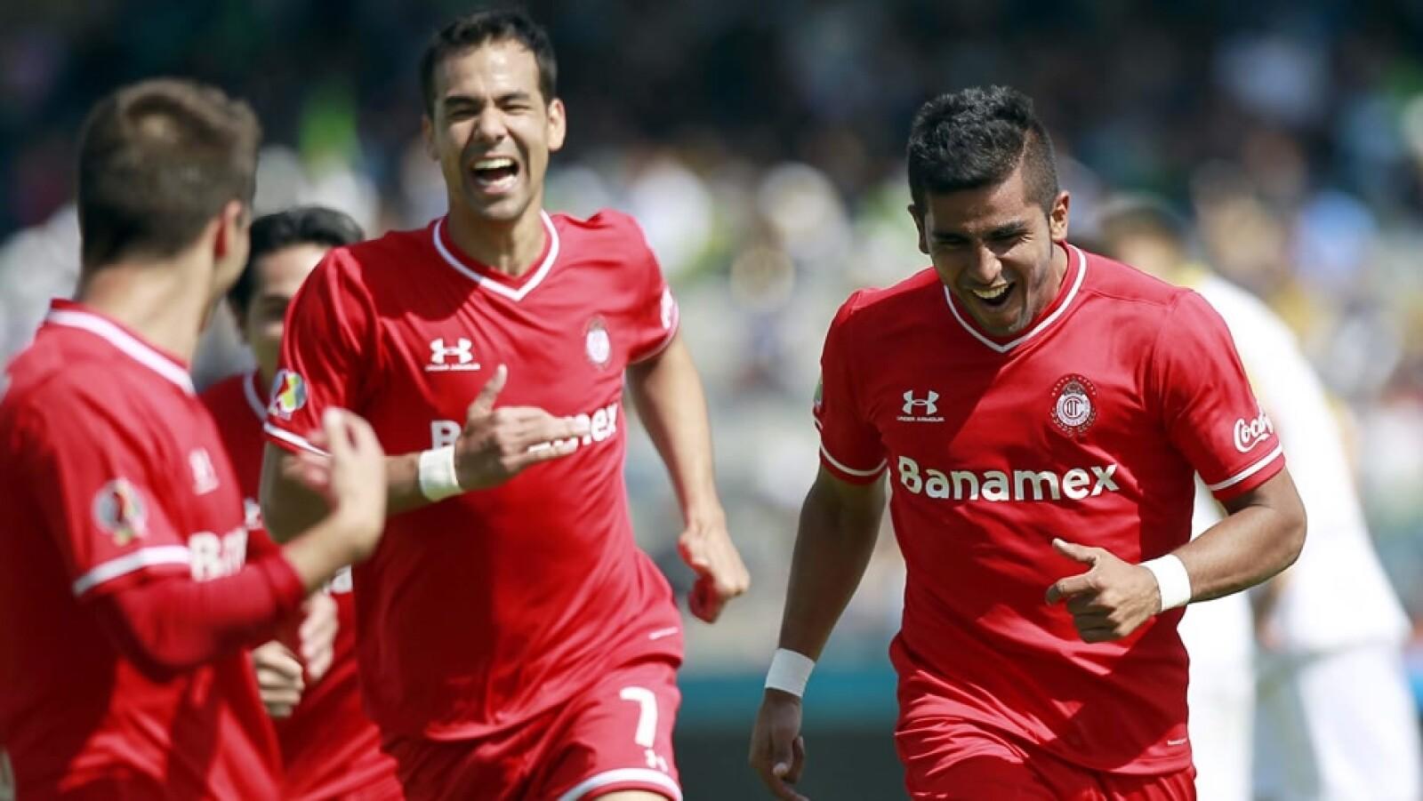 Pumas pierde en CU ante Toluca