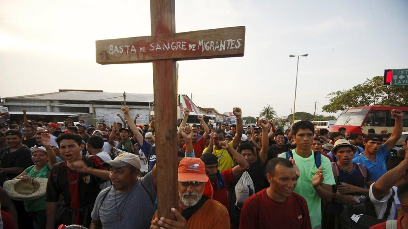 viacrucis migrante
