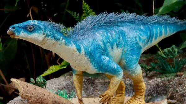 Parksosaurido El dinosaurio pertenece a la familia Parksosauridae, que fue un herbívoro.