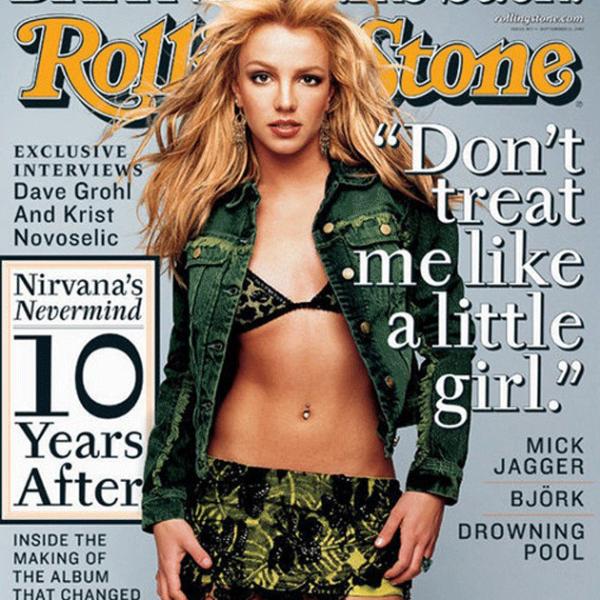 Rolling Stone, septiembre  2001
