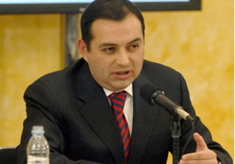 El secretario de Hacienda, Ernesto Cordero, es optimista sobre la recuperación de la economía mexicana.  (Foto: Archivo Notimex)