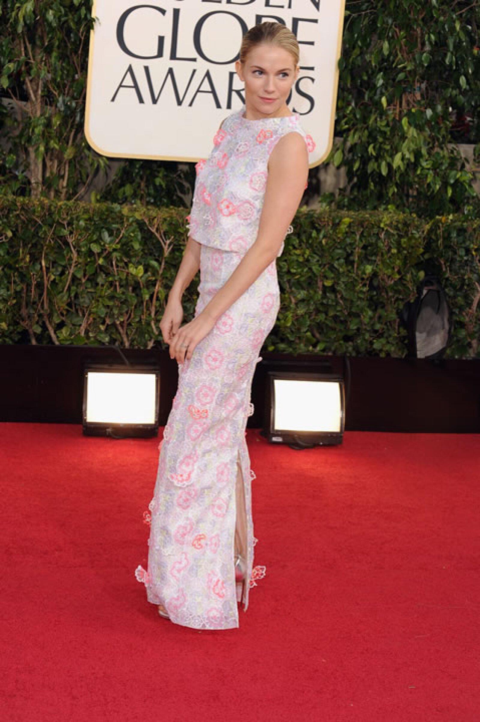 Sienna Miller.