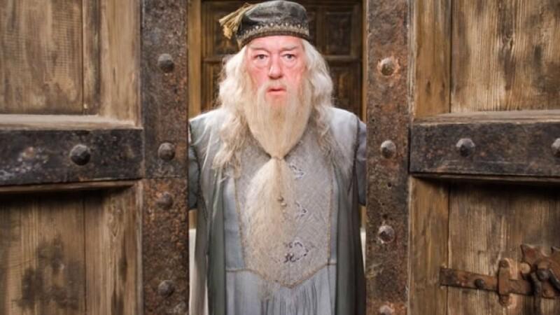 Dumbledore, Harry Potter
