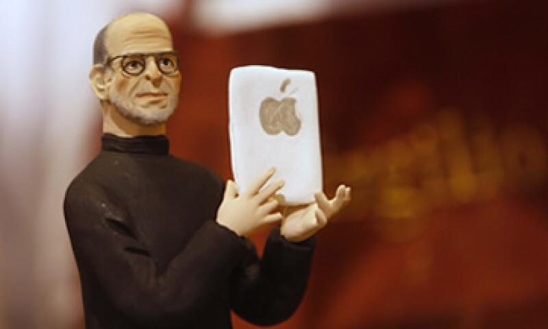 Apple anunció el fallecimiento de Steve Jobs la tarde del miércoles pasado. (Foto: Reuters)