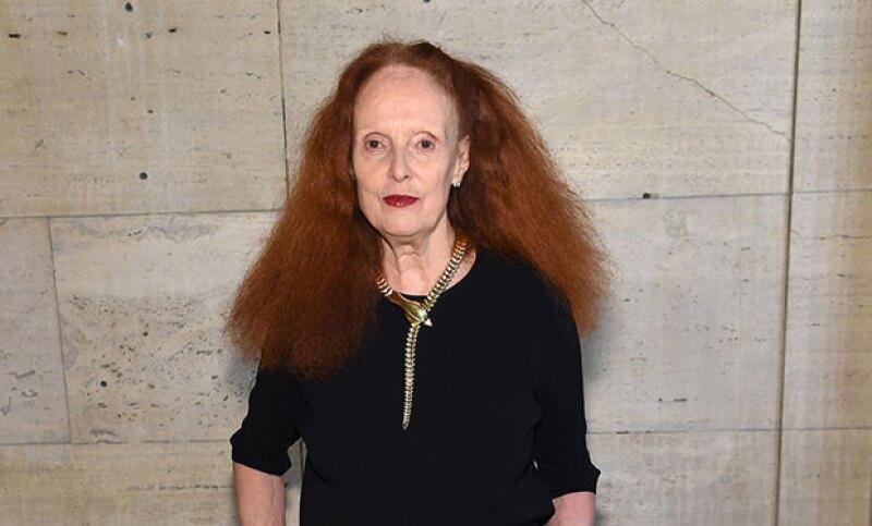 Grace Coddington, famosa editora de Vogue Estados Unidos, no es muy fan del par de bffs, pues en entrevista aseguró que su fama 'le molesta'.
