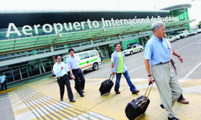 Grupo Aeroportuario del Pacífico ocupa el lugar 14 del ranking de las Súper Empresas 2012 en la categoría de 500 a 3,000 empleados. (Foto: Refugio Ruiz)