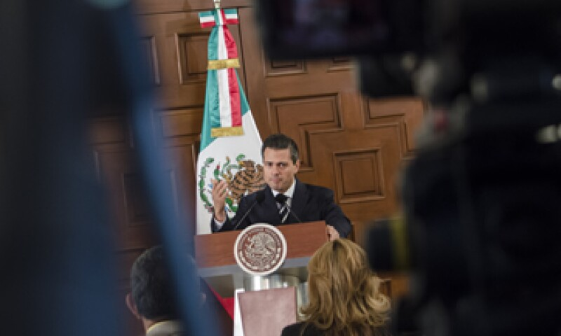 Se prevé que la propuesta de Peña Nieto incluya cambios constitucionales. (Foto: Cuartoscuro)