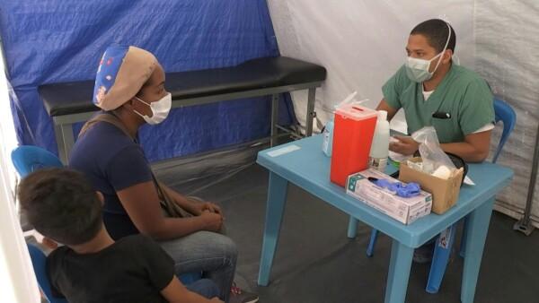 Así se combate al COVID-19 en la mayor favela de Venezuela