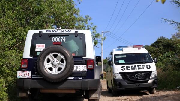 Crimen en Morelos