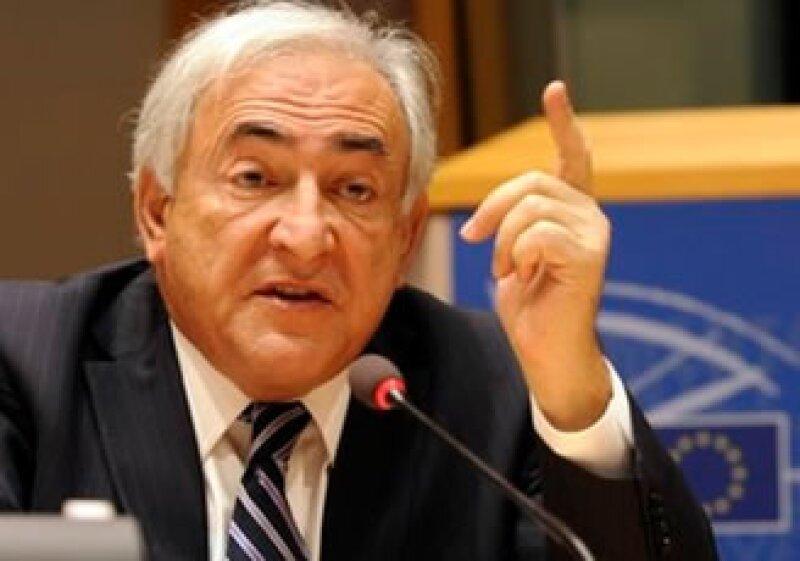 Dominique Strauss-Kahn, director gerente del Fondo Monetario Internacional. (Foto: AP)