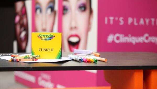 La colaboración de Clinique con Crayola es lo más divertido de la temporada.