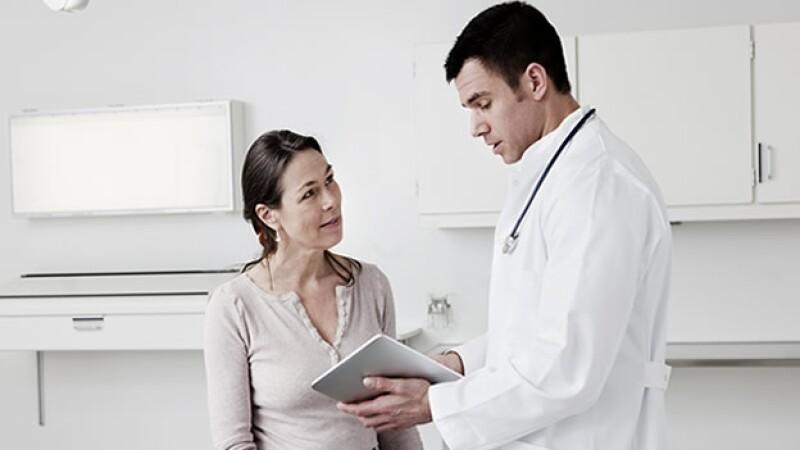 doctor paciente notas