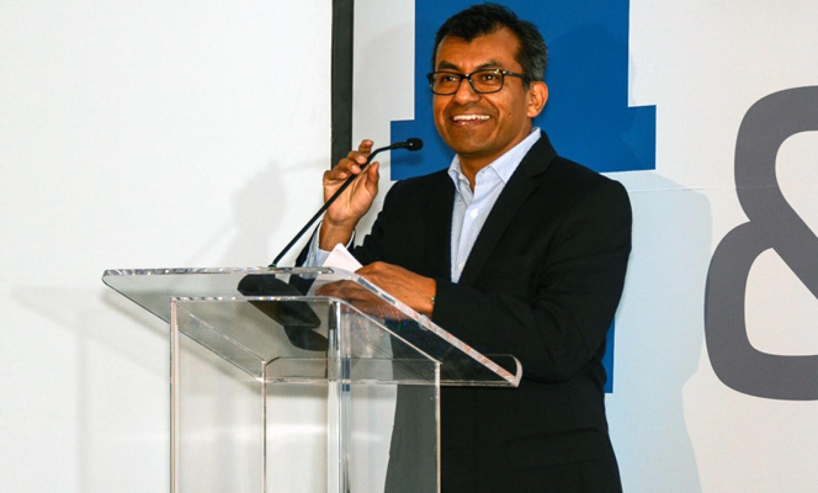 Desde hace 11 años el Grupo reconoce a quienes se atreven a emprender, destacó José Manuel Martínez, editor general de CNNExpansión.