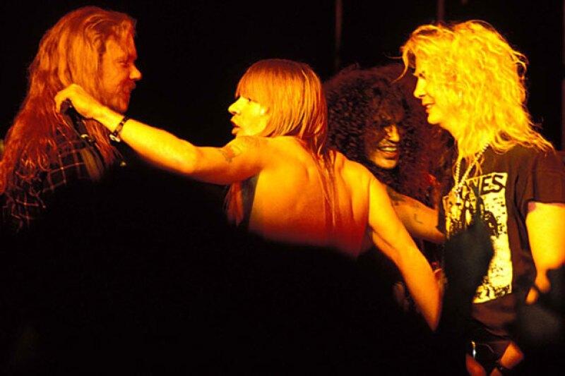 Guns n Roses y Metallica