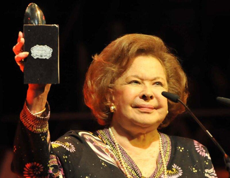 La actriz española falleció la noche del lunes en Madrid a la edad de 86 años, tras no superar una infección, informaron aquí medios locales.