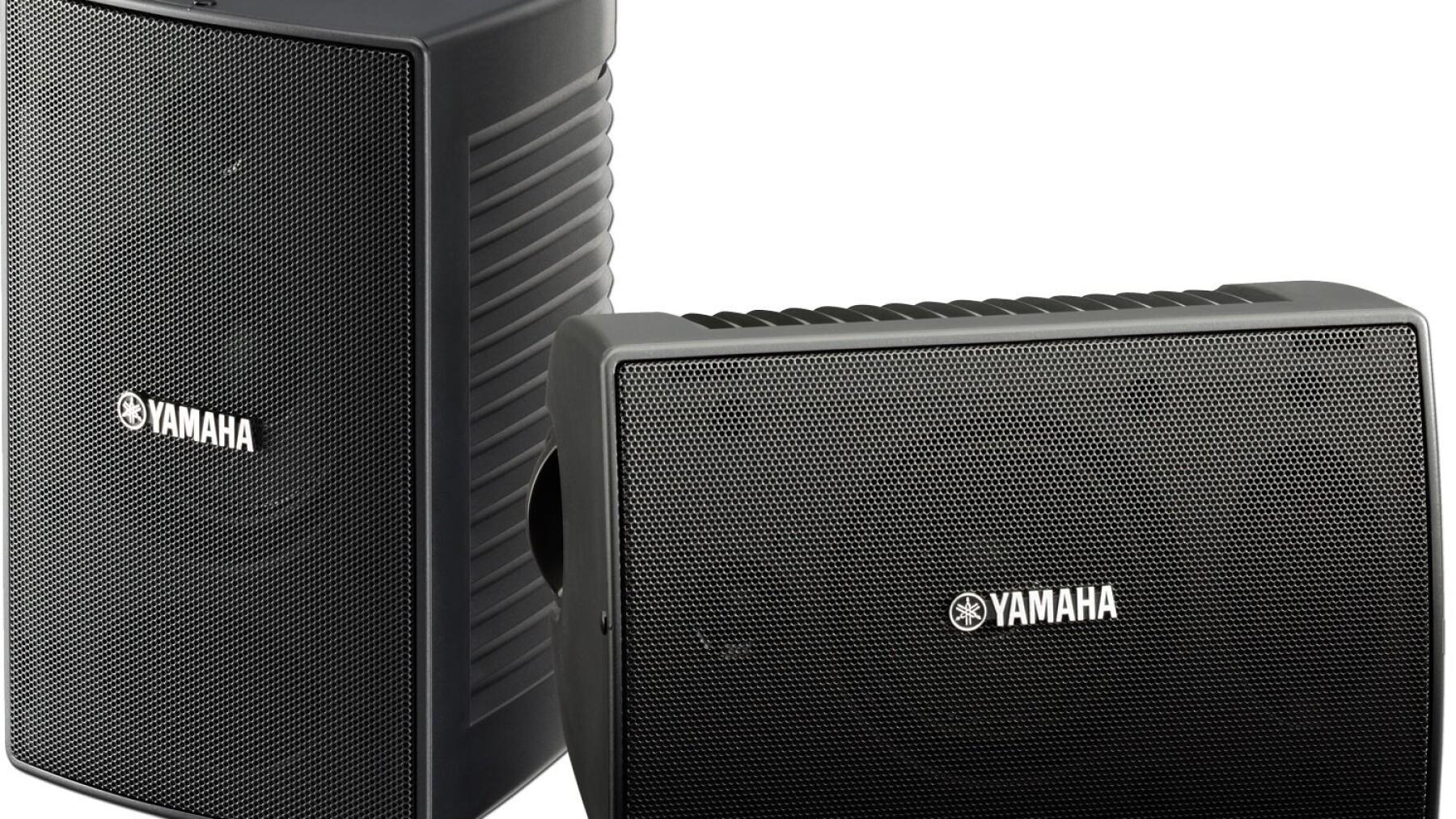 Bocinas Yamaha