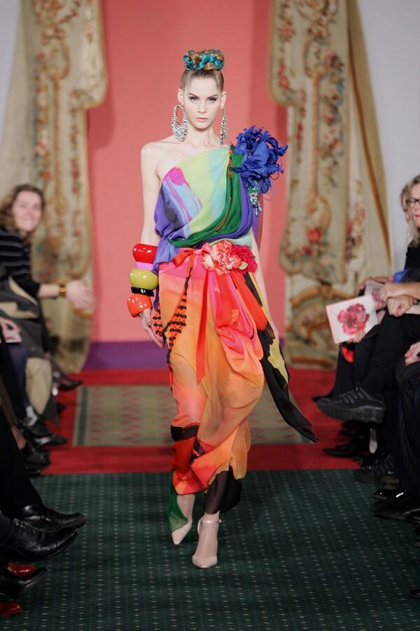 Christian Lacroix Haute Couture show, Spring/Summer 2009, Paris Fashion Week, Paris, France - 27 Jan 2009