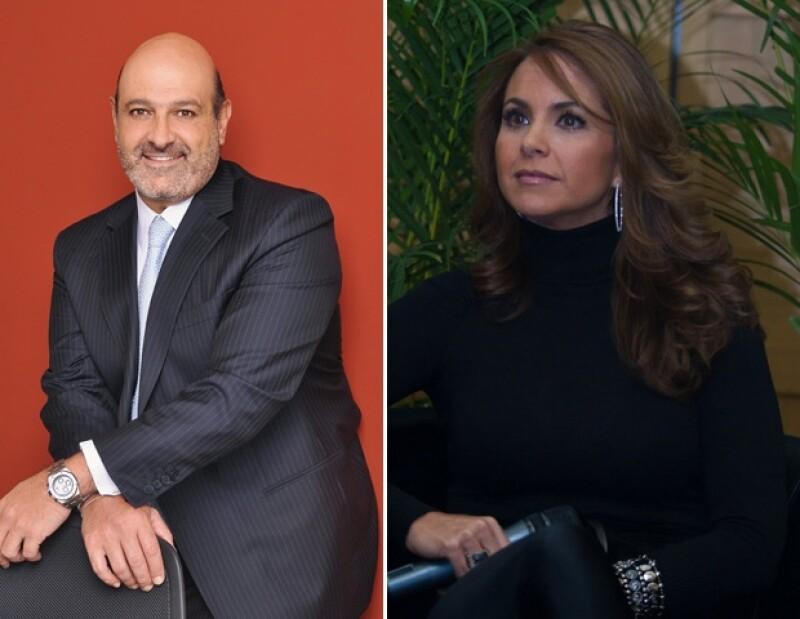 Este 2012 dejó embarazos múltiples como el de Jacky Bracamontes y Angélica Fuentes, nuevo romance entre Lucero y Michel Kuri y el debut de Anahí al mundo empresarial.