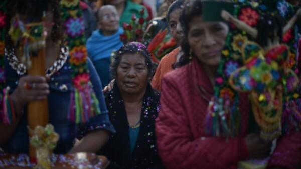 México es el cuarto país de la región con mayor número de indígenas. (Foto: Cuartoscuro)