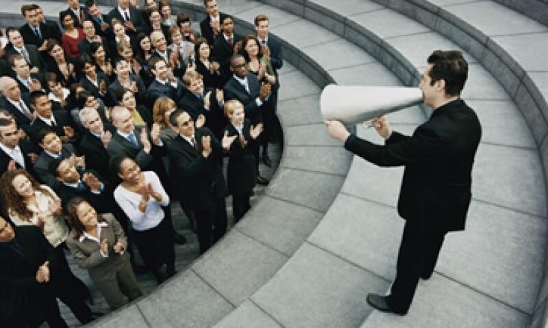 6 de cada 10 asociaron a un buen jefe con el concepto: capacidad de comunicarse. (Foto: Getty Images)