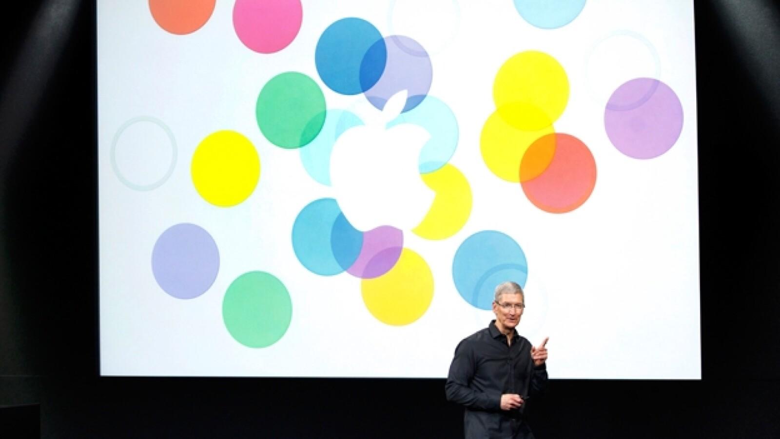 Tim Cook presentacion Apple 10 septiembre