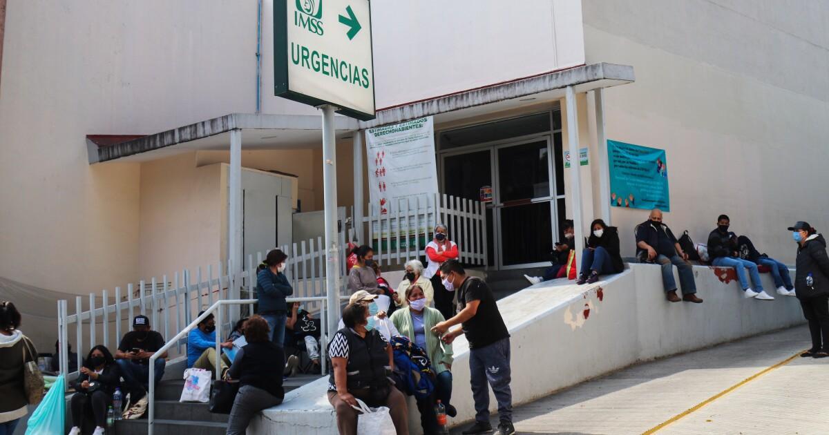 La ZMVM rebasa parámetro para volver a rojo: se alista plan de hospitalización