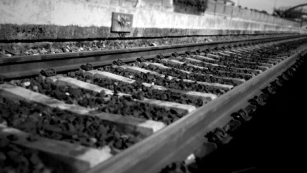 Rieles tren