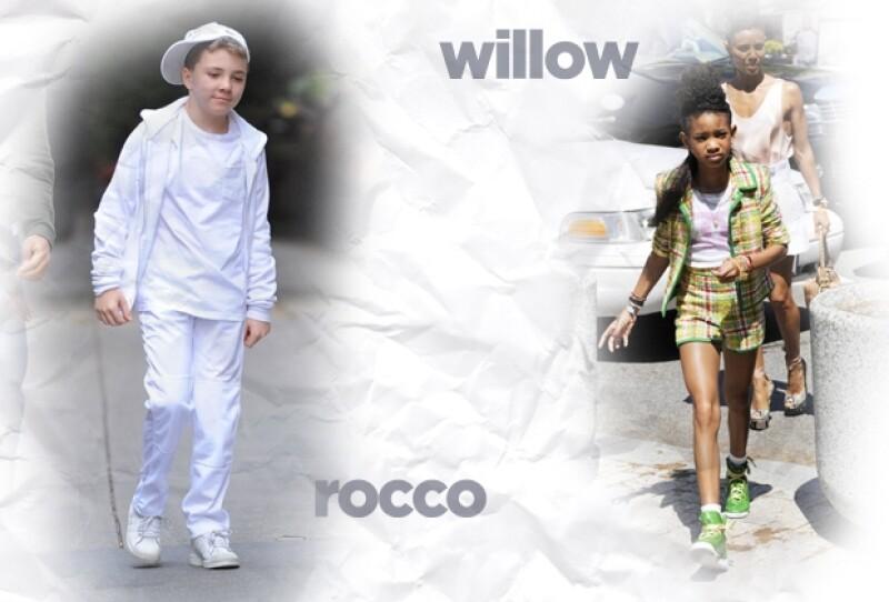 Rocco y Willow están a un paso de convertirse en adolescentes.