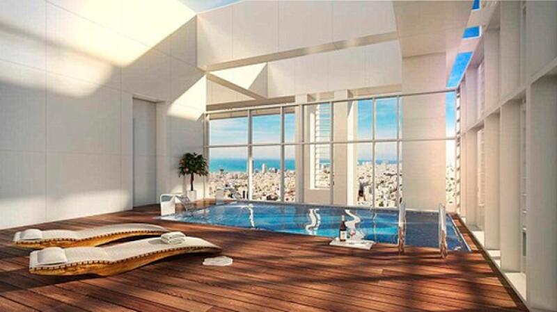El lujoso penthouse costo más de 20 millones de dólares.