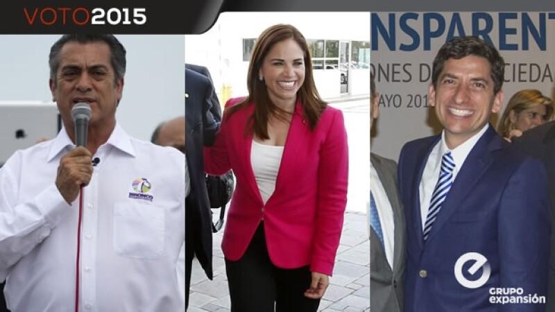 Candidatos de NL