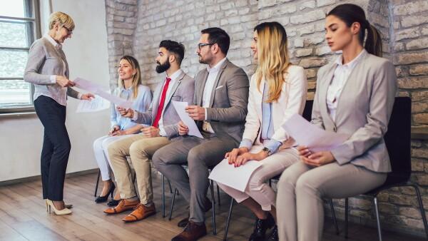 Entrevista de trabajo - reclutamiento y selección