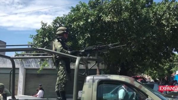 Militares Acapulco
