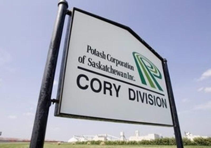 La fabricante de fertilizantes ha insistido a los accionistas para que rechacen la oferta de BHP. (Foto: AP)