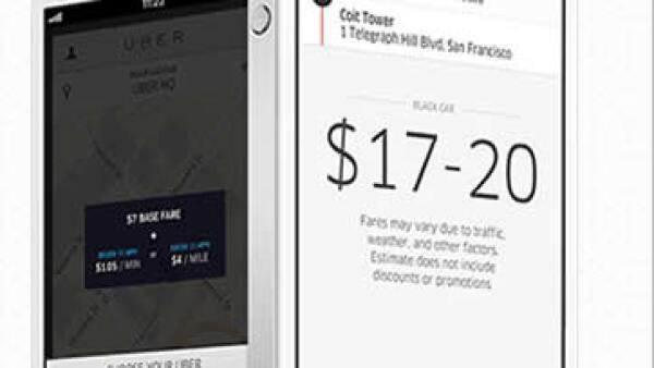 Uber tiene más de 10,000 conductores en la Ciudad de México. (Foto: Tomada de uber.com/es )