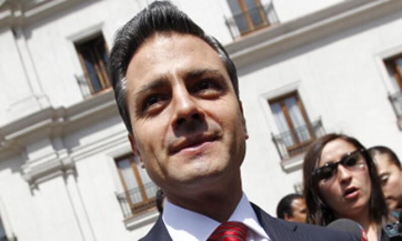El exgobernador del Estado de México destinó ocho días, desde el 17 hasta el 24 de septiembre pasado a su gira. (Foto: Getty Images)
