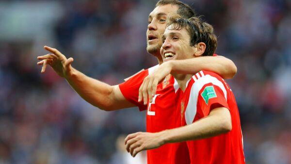 Rusia 5-0 Arabia Saudita